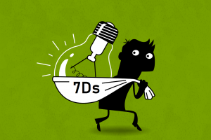 Just 7 Ds To Steal Your IP