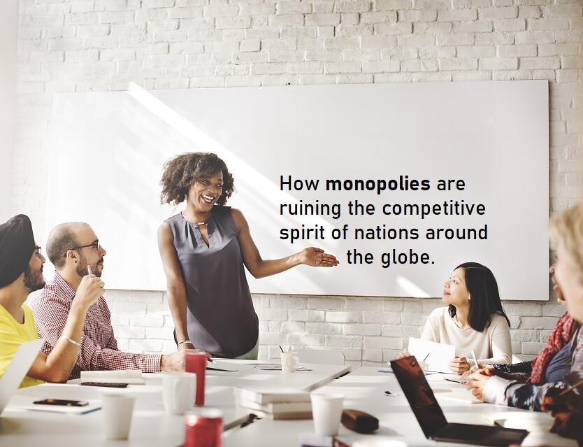 Perhaps Monopolies Work Like This
