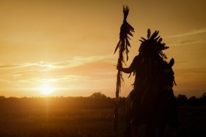 American Treaty Drives Out American Cherokee