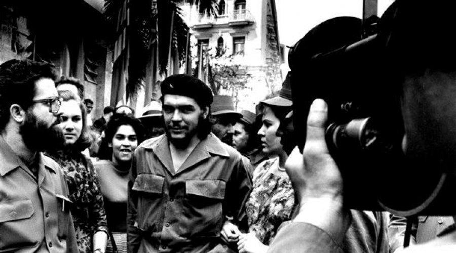 Deceased Che Guevara A Fashion Marvel