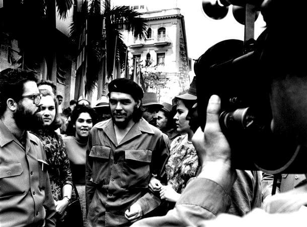 Deceased Che Guevara A Fashion Marvel