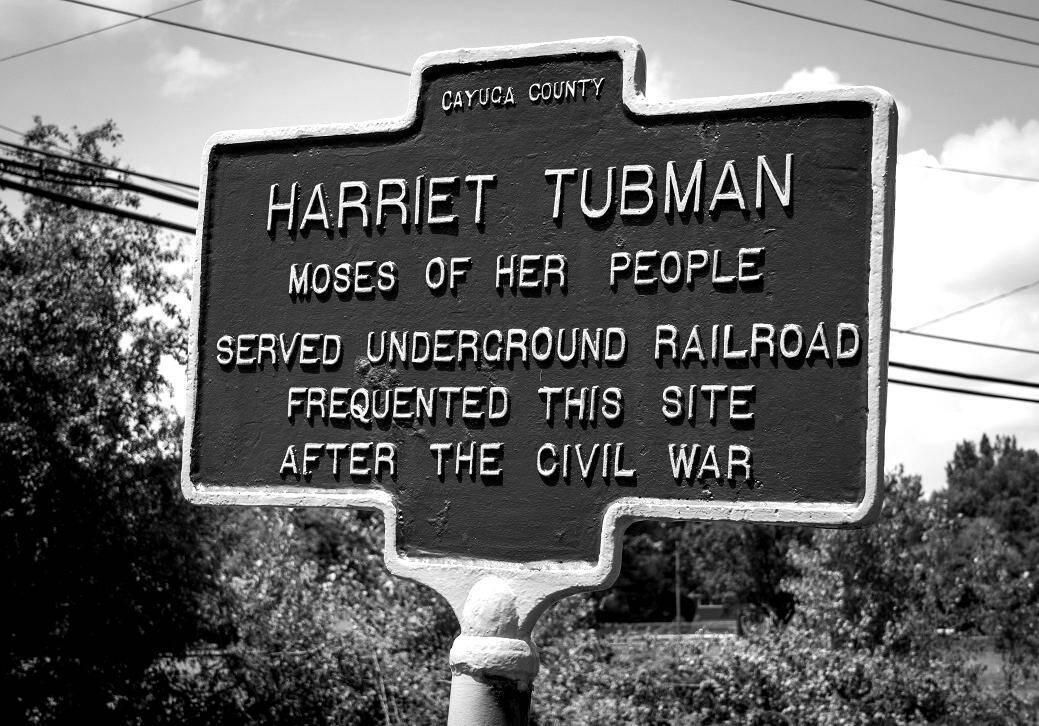 Harriet Tubman's Quote