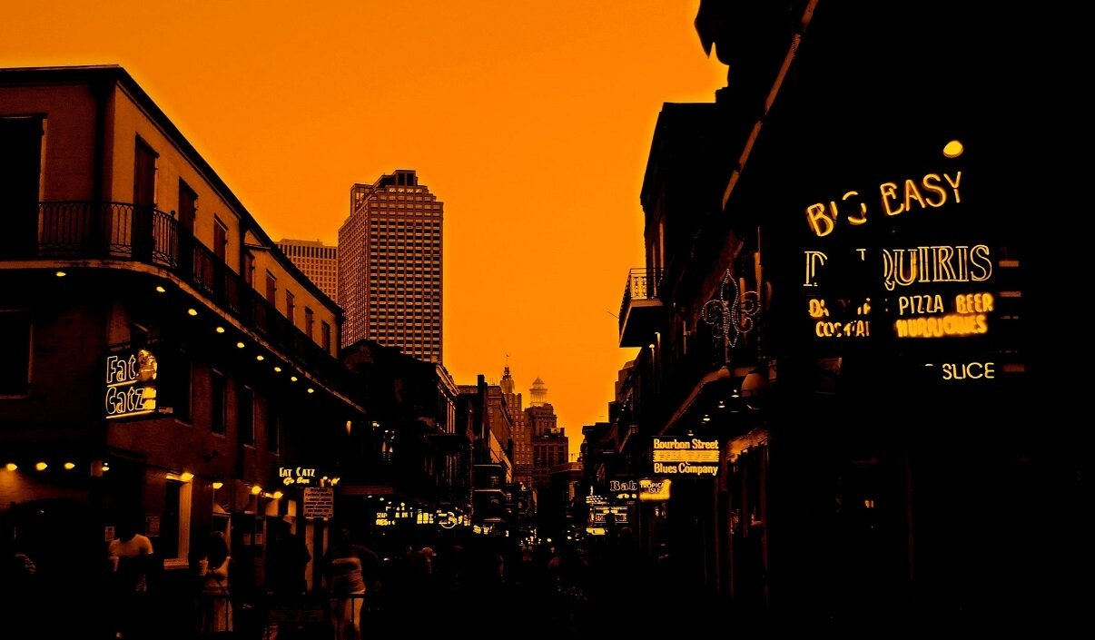 What Makes New Orleans Charming