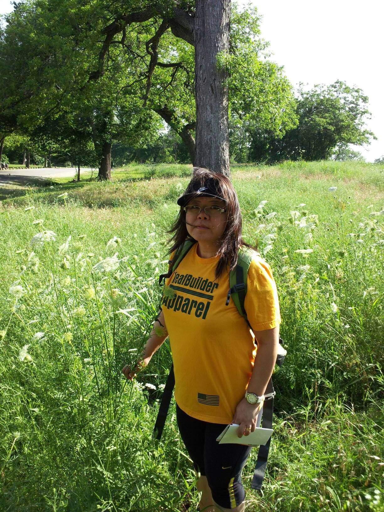 Enjoying Nature At White Rock Lake Park