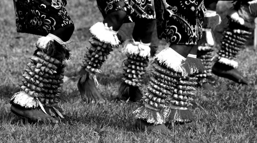 Ivory Coast Zaouli Dance