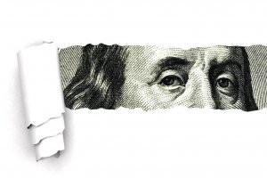 In Journalism It's All About The Benjamins