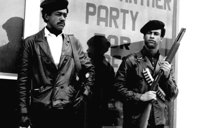 Tribute To Late Huey P. Newton PhD