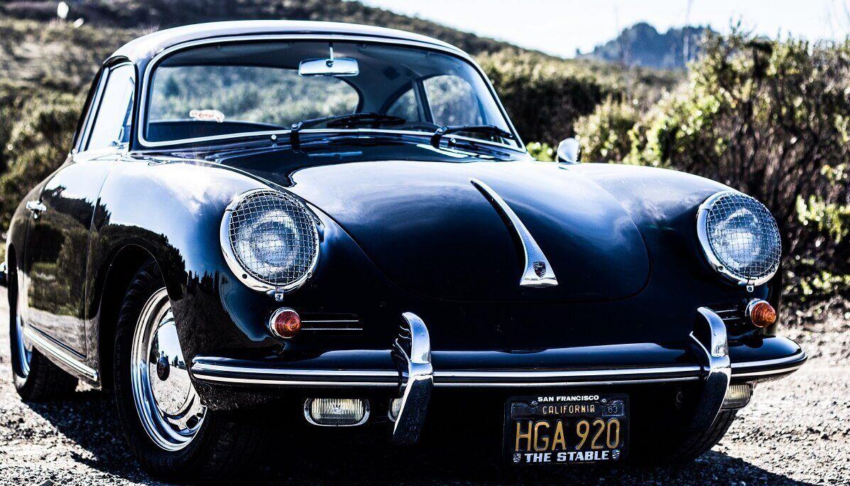 Porsche 356 B Thinking About Serene Sundays