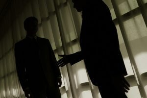 Backroom Deals Between Government, Corporations And Corporate Media