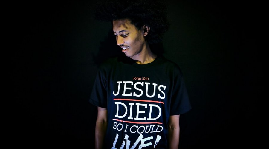 Fashion: Faith-based Tees With Especially Powerful Messages