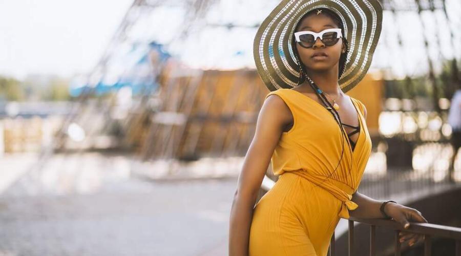 Fashion: So Many Shades So Much Beauty