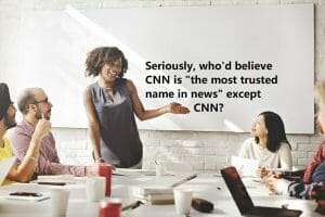 Perhaps CNN Lacks The Kind Of Diversity To Validate Its Slogan