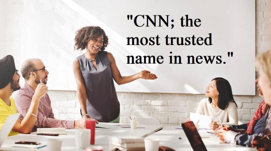 Perhaps CNN Lacks The Kind Of Diversity To Validate Its Slogan