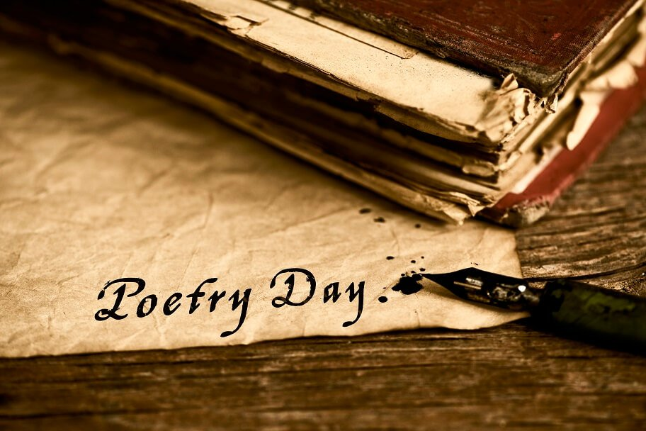 Poetry Inspires Us All Year-Round