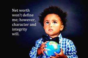 How Often Do We Liken Net Worth To Human Value