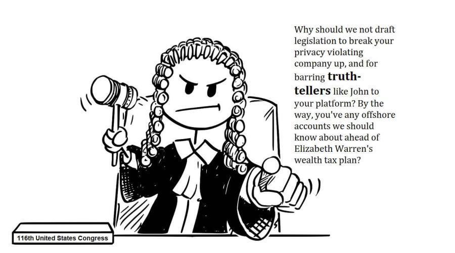 """""""Facebook Antitrust Investigation"""""""