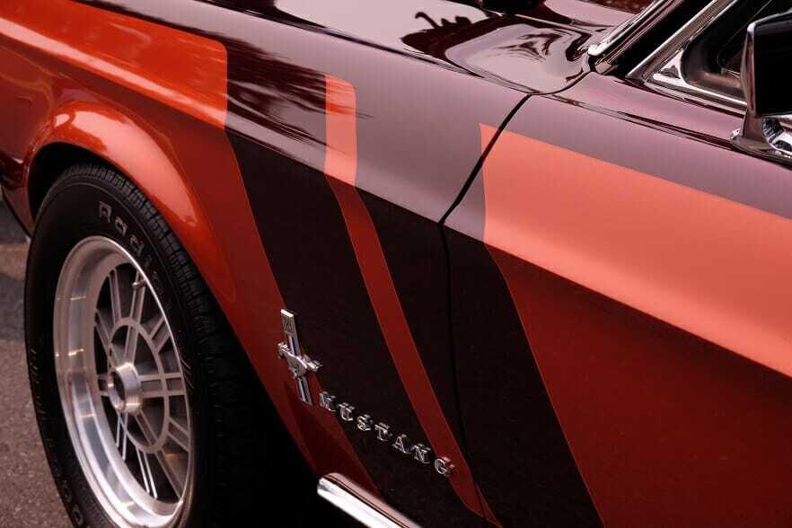Legendary Mustang 1965