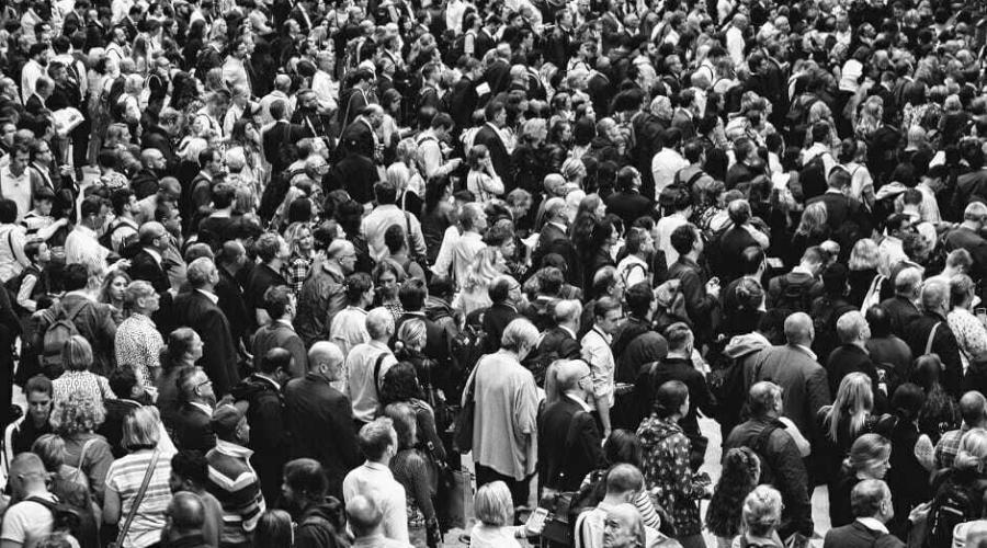Lack Of Quality Mass Gatherings Imagery Targeting Blacks