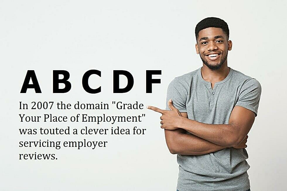 Employer Reviews: Ingenious Self-explanatory Domain Name
