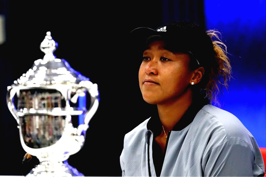 Naomi Osaka: Young, Gifted And On Her Way