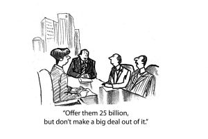 Billions Are No Big Deal