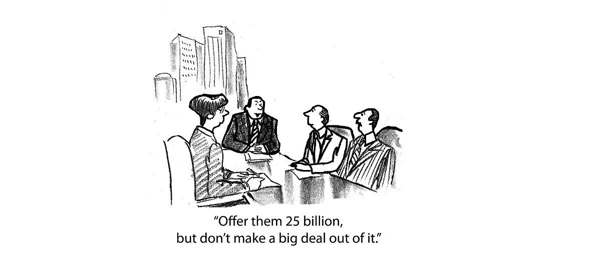 Billions Are No Big Deal
