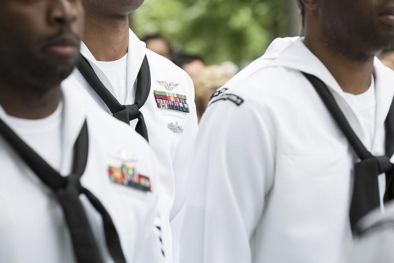 The Jackie Robinson's Of U.S. 20TH Century Navy