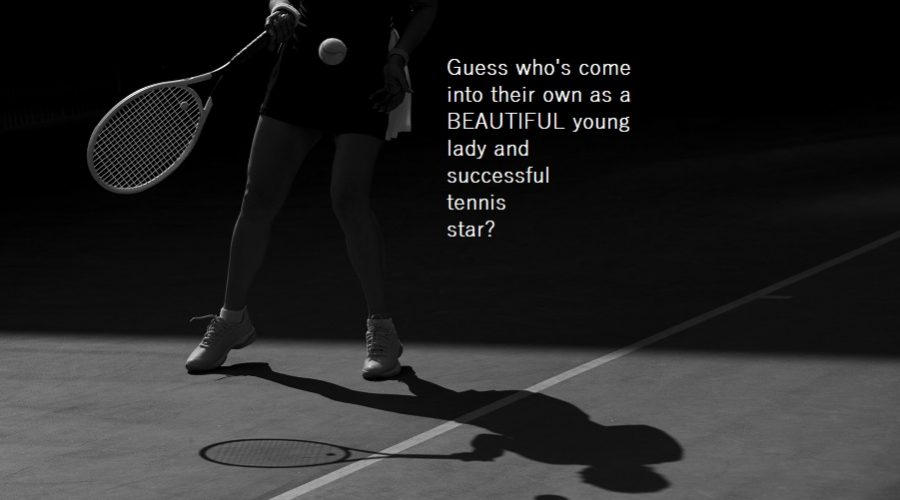 Tennis And Female Greatness