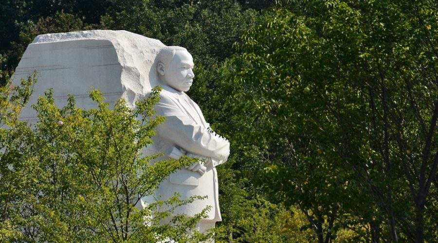Happy Martin Luther King Jr. Day 2021