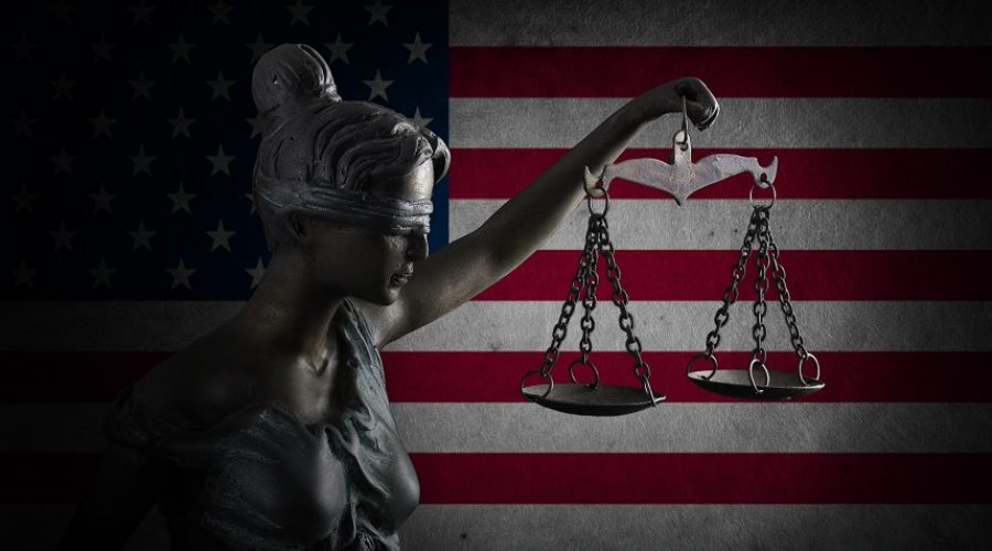 Trademarks And Lady Justice Exhibiting Favoritism