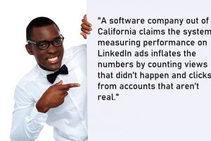 Question LinkedIn: Snooping And Now Stealing Ad Money