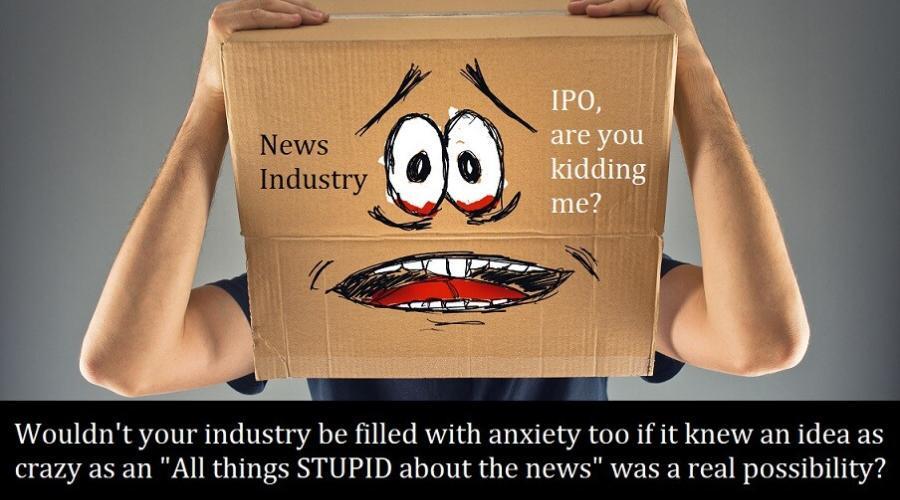 Highly Disruptive News Monitoring And Censuring Idea