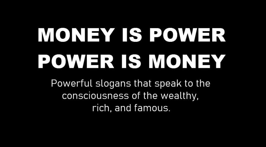 John Sudds' Catchphrase Idea About Money