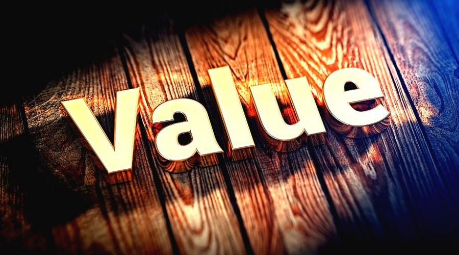 Material Value Requires Cultural Commitment