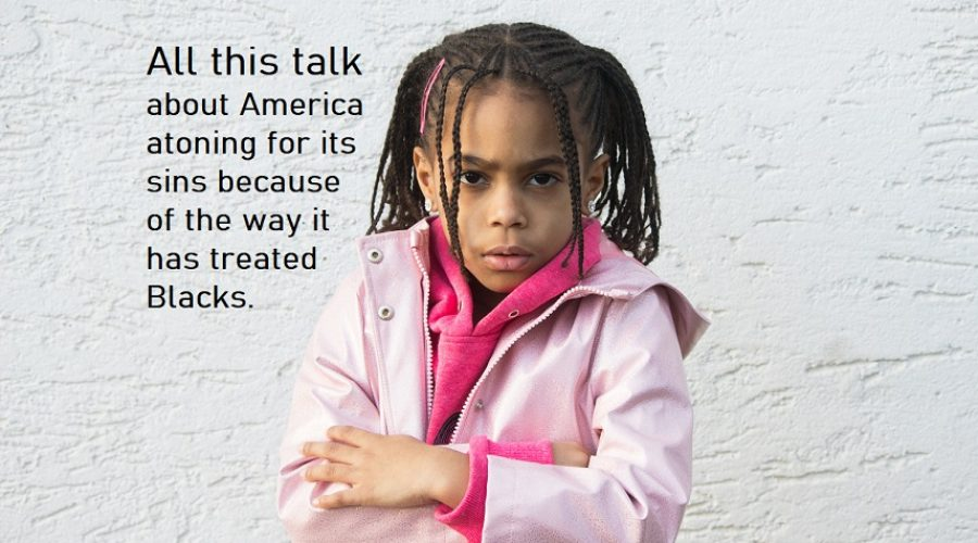 How A Prodigy Might Think Blacks Can Rebound From America's Sins