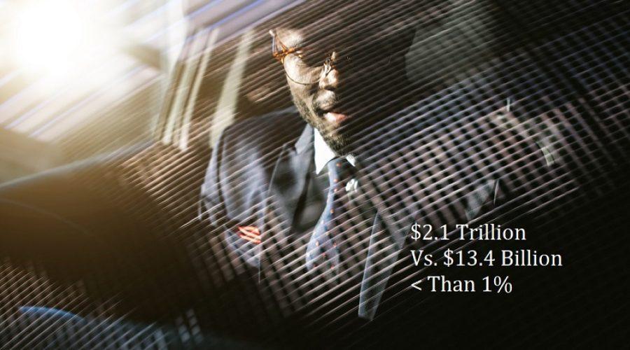 Black Business Merely A Blip On Radar