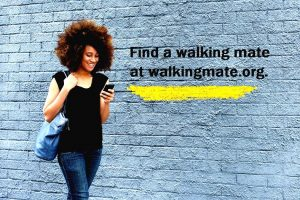 Find A Walking Mate